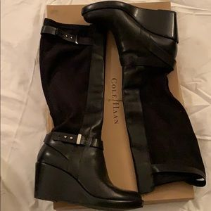 Cole Haan Fulton Wedge Boot